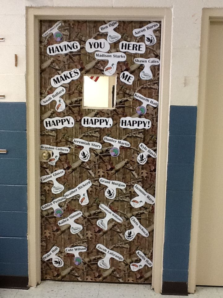 23 best camo classroom theme images on pinterest for 9th class decoration