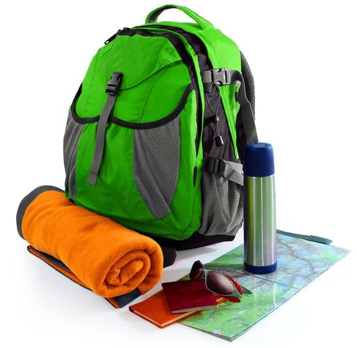 Outdoor Hiking Supplies - Hiking supplies, backpack, hiking emergency first aid kit, good hiking boots, Outdoor weather protection gear to protect you from the elements while hiking