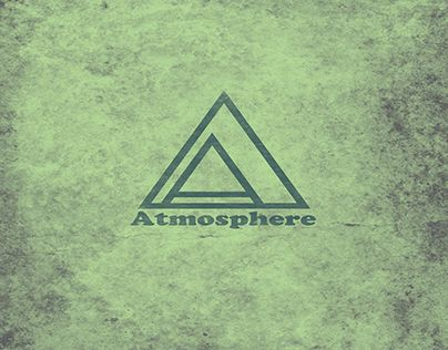 "Check out new work on my @Behance portfolio: ""Atmosphere rebranding logo"" http://be.net/gallery/34927877/Atmosphere-rebranding-logo"