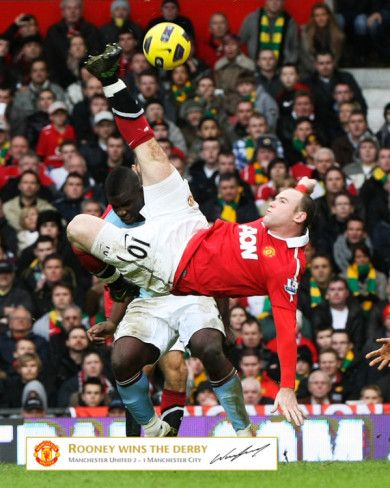 bicycle kick, soccer, rooney