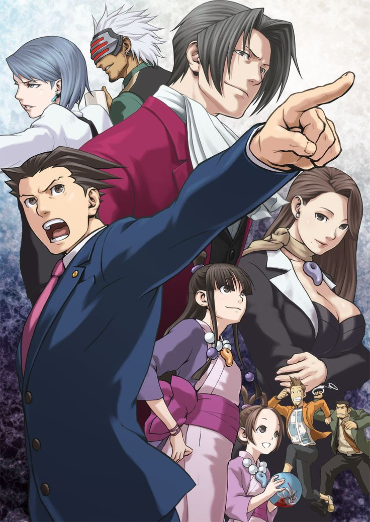 NYCC 14: Phoenix Wright: Ace Attorney Trilogy Arrives This December<< Bucket List: Play Ace Attorney