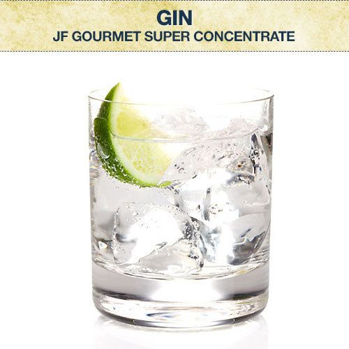Juice Factory - JF Gourmet Gin Super Concentrate, $6.95 (http://www.juicefactory.com.au/jf-gourmet-gin-super-concentrate/)