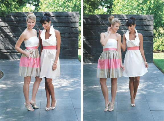 Modern Bridesmaids Style from Bella Bridesmaids - Southern Bride ...