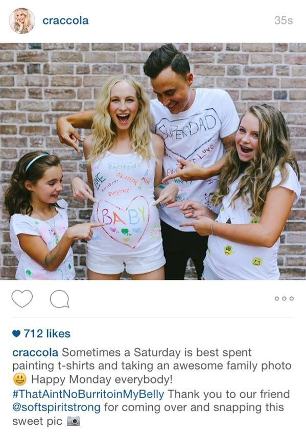 Candice Accola and Joe King pregnant