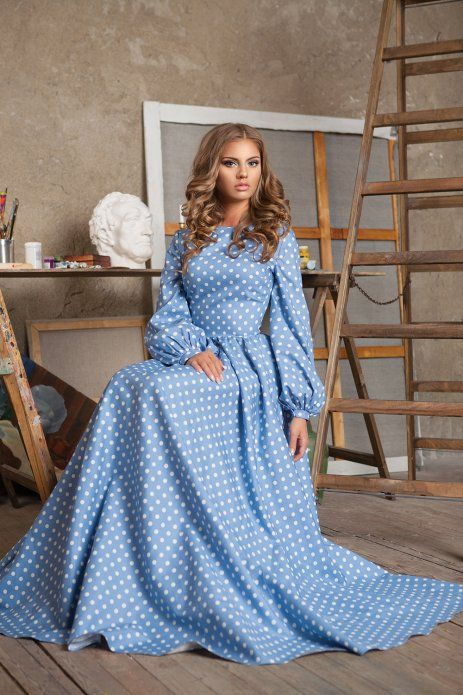 Дизайнер одежды Юлия Прохорова - http://thewild.ru/yuliya-proxorova-elegantnost-50-x-godov/