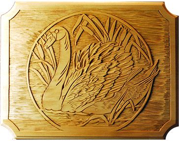 Whittling templates how to incise a relief wood carving for Chip carving tutorial
