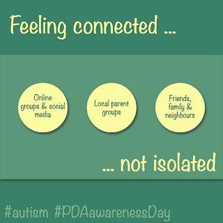 #PDAAwarenessDay & communities of support #autism