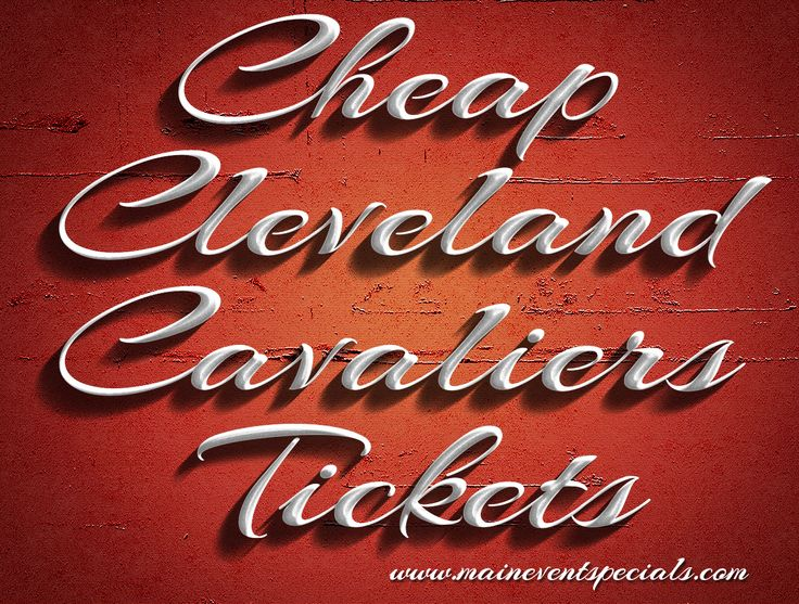 Check this link right here http://maineventspecials.com/cheap-cleveland-cavaliers-tickets-with-game-schedule/ for more information on cheap Cleveland cavaliers tickets. Watch them live with cheap Cleveland cavaliers tickets and keep the excitement going. Follow us https://storify.com/concertsnearme