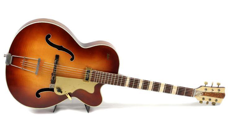 Hofner President Guitar | Achat guitare electrique Hofner, comparer les prix du catalogue Hofner ...