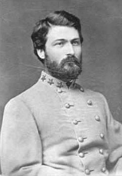 Sons and Daughters of General Lee: George Washington Custis Lee, eldest of the Lee children, born in 1832.  Served as Jefferson Davis' aide-de-camp for much of the war.  Died in 1913 at the age of 81.