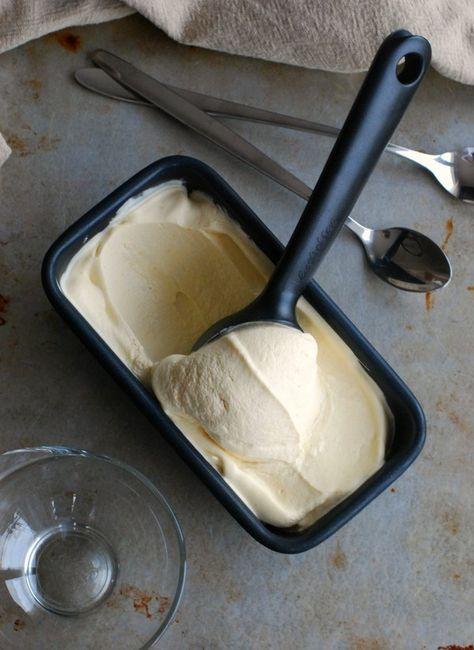 Lakritsglass med brynt smör utan tillsatt socker //Baka Sockerfritt