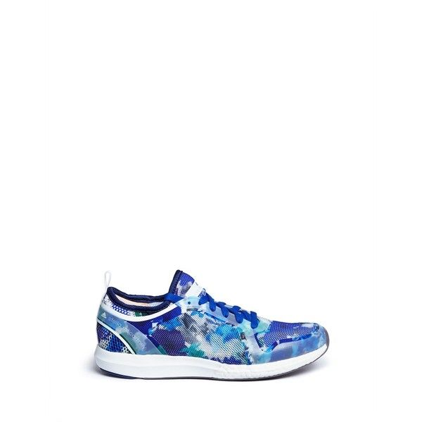 Adidas by Stella Mccartney 'Climacool® Sonic' boost™ sneakers ($220) ❤ liked on Polyvore featuring shoes, sneakers, adidas shoes, adidas trainers, adidas, adidas footwear and adidas sneakers