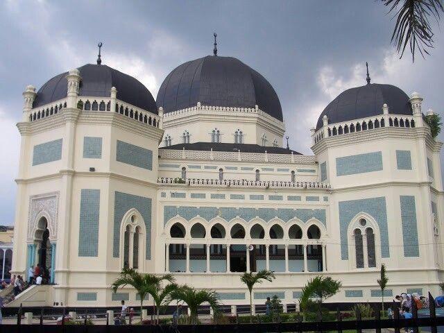 Great Mosque, Medan, Indonesia
