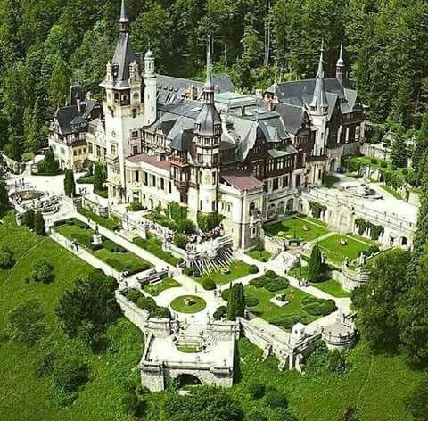 Castelul Peleș.