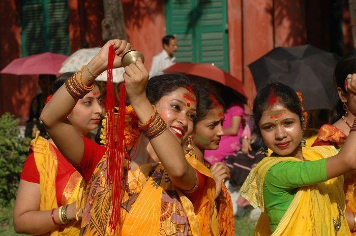 Where To Celebrate Holi Festival In India