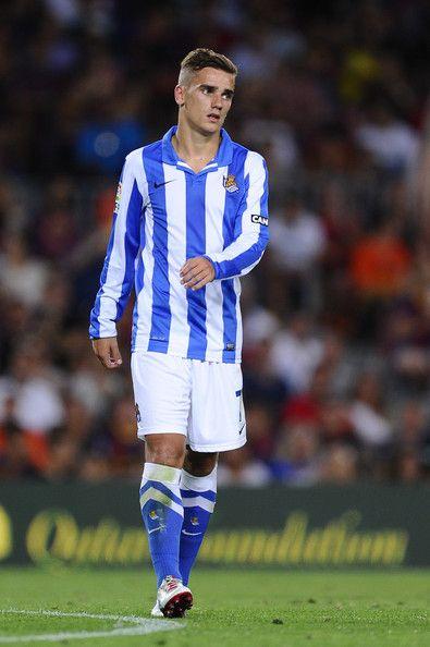 Antoine Griezmann - Real Sociedad