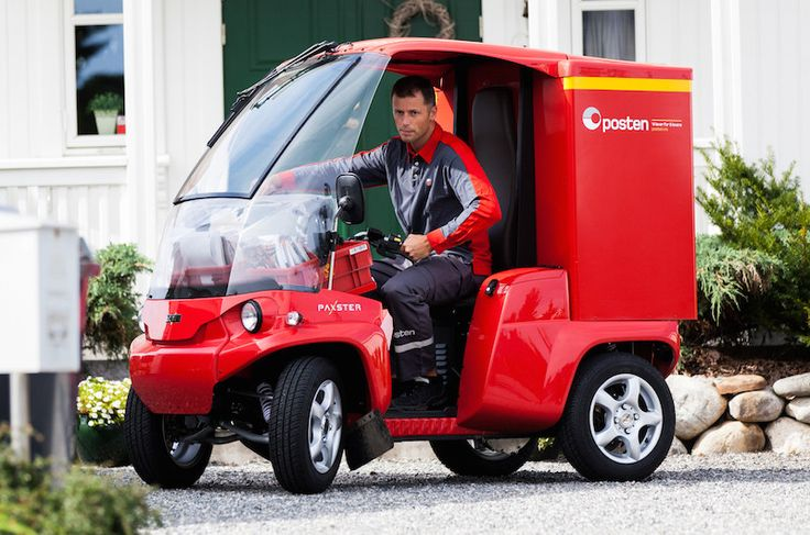 The plan to introduce electric golf buggies to the NZ Post came about as part of a larger restructuring program.