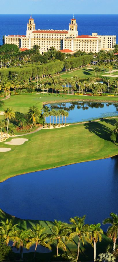 Hotel The Breakers, Palm Beach, USA