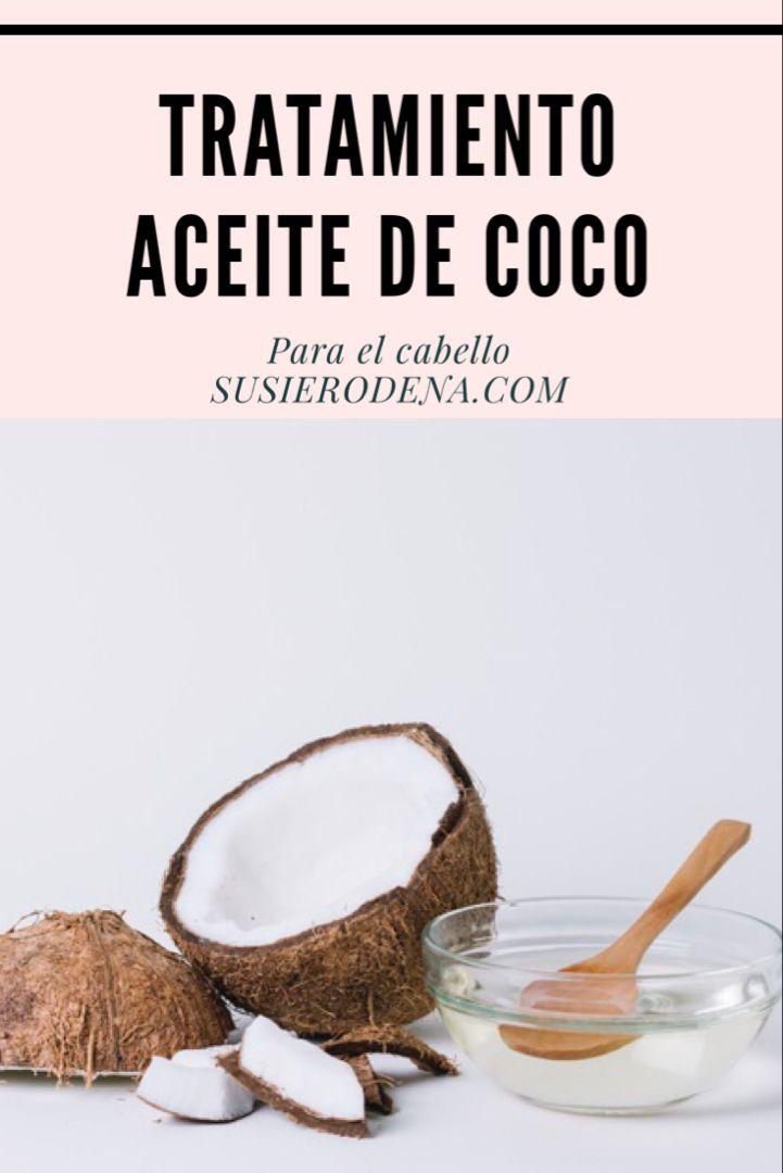 Recúpera Tu Cabello Con Este Tratamiento Aceite De Coco Tratamientos De Aceite De Coco Tratamiento Casero Para El Cabello