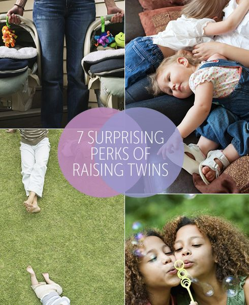 7 Surprising Perks of Raising Twins @Christine Hickenlooper lots of truth!!!