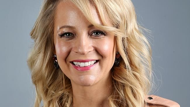 Carrie wearing her Lady Fox Jewel Earrings <3 CARRIE Bickmore has always been immensely protective of her private life, but she's opened up in an interview with Australian Woman's Weekly, sharing details about her partner, her son and losing her first husband to brain cancer.
