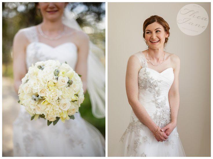 Bride Flowers Boquet - Horsham | Halls Gap | Hamilton | Grampians | Daylesford | Victoria | Wimmera | Australia | Country | Wedding Thea Jane Photography Photographer