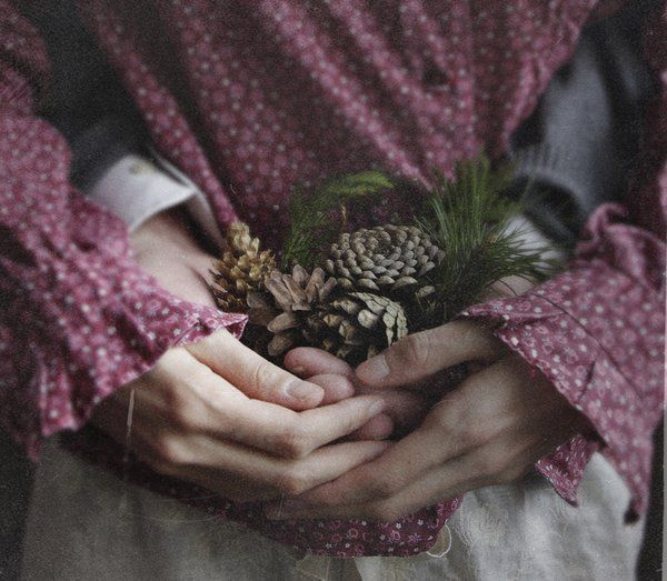 pine cones and other loves by maybe-paper-hearts on DeviantArt