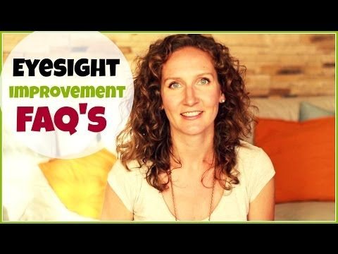 Improve Eyesight With 6 Exercises: 11 FAQ's and Troubleshooting - VitaLivesFree