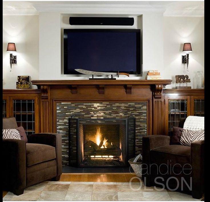 33 Best Fireplace Design Images On Pinterest