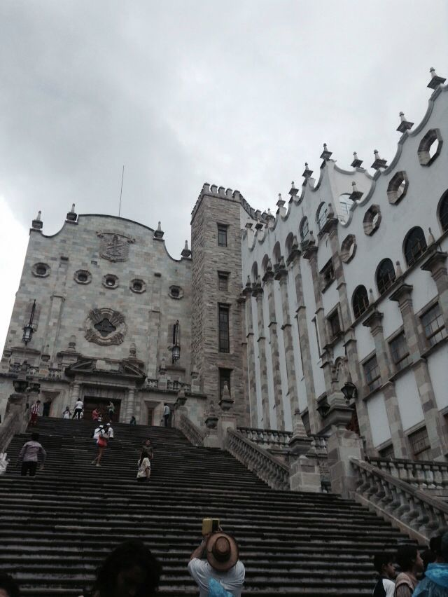 Guanajuato fachadas | MERY CRISMAS