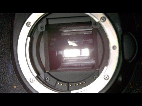 Kuinka slr-kamera toimii