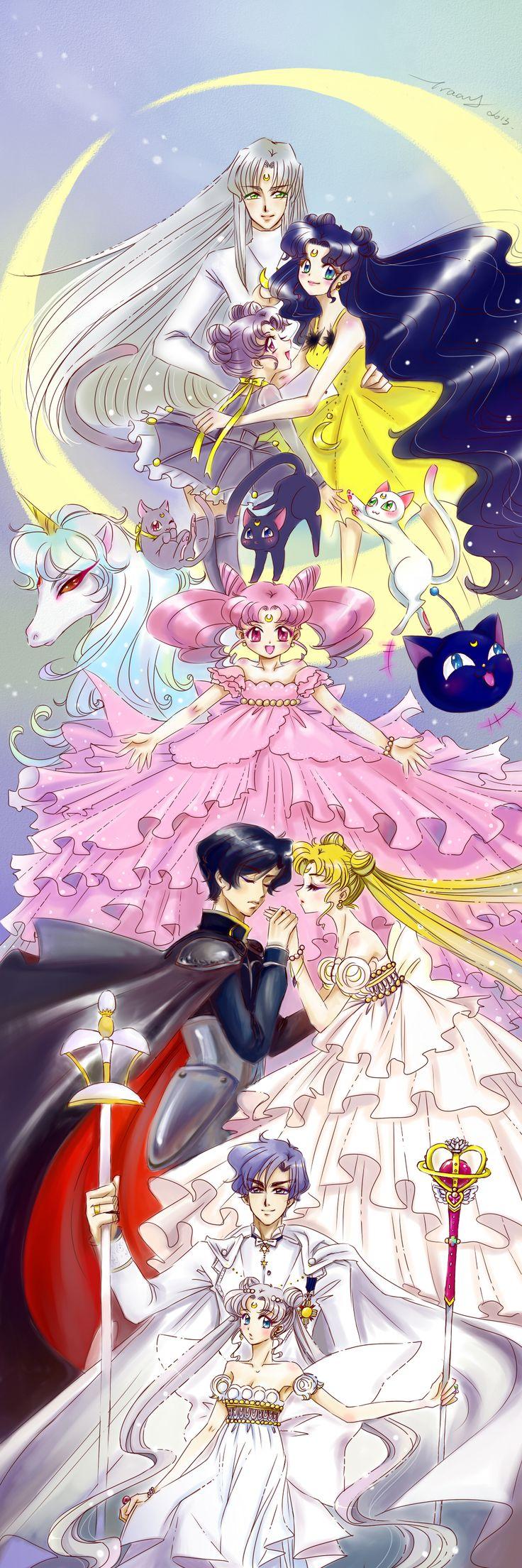 /Bishoujo Senshi Sailor Moon/#1481669 - Zerochan. Cool stuff is cool. Plus, ya know, Artemis.
