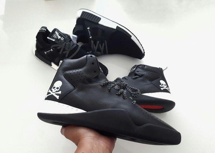 Mastermind x Adidas. Tubular. NMD