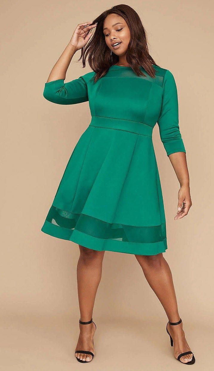 45 Plus Size Wedding Guest Dresses With Sleeves Alexa Webb Plus Size Wedding Guest Dresses Evening Dresses Plus Size Plus Size Dresses [ jpg ]