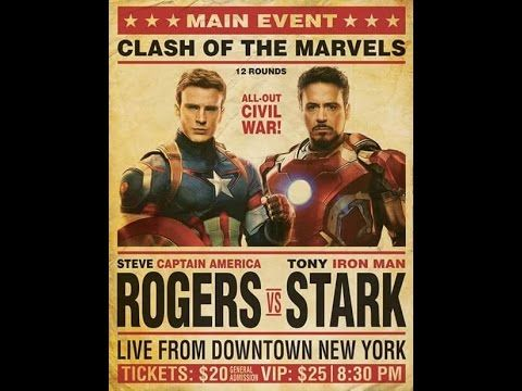 Civil War Abasto - Show de Iron Man Argentina