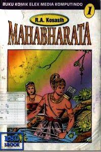 Dunia Fantasi Komik: Download Komik Gratis Mahabharata - R.A. Kosasih