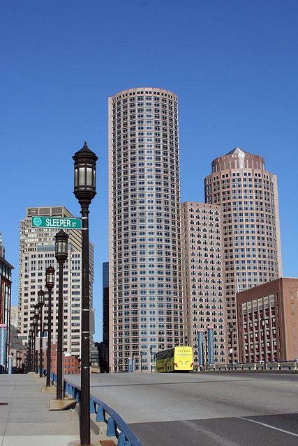 One International Place, Boston, Philip Johnson | PHILIPS ...