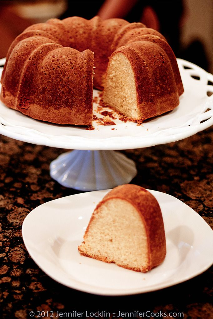 Buttermilk Pound Cake | Bundt Cakes | Pinterest