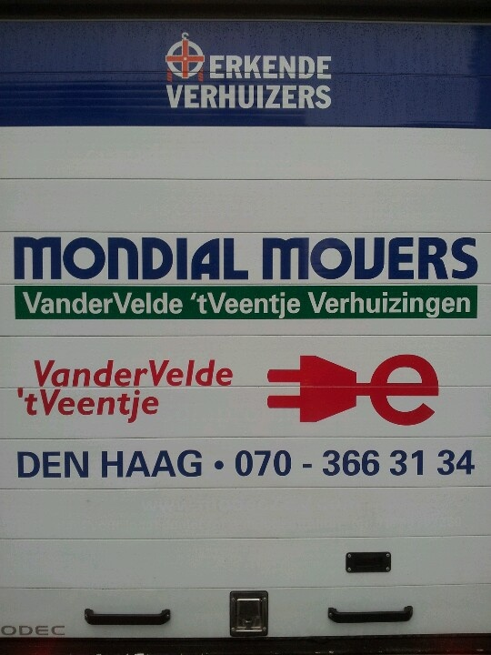 Ook Mondial Van der Velde 't Veentje verhuist tegenwoordig deels elektrisch!