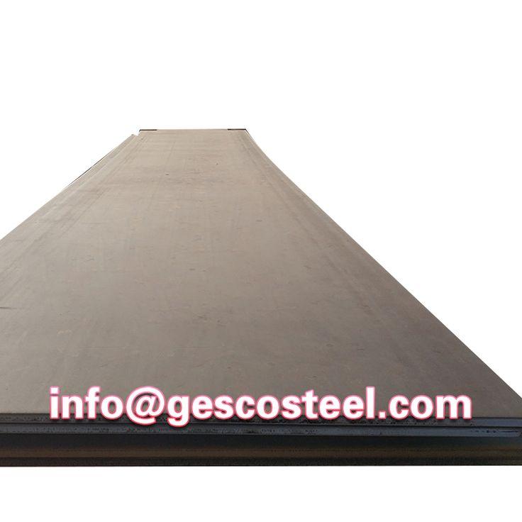 Hot Rolled Steel Plate Corten Steel Steel Plate Plates