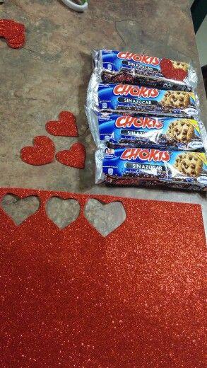 San Valentin,... Un detalle para Diabeticos... este 14 de febrero, ellos tambien pueden recibir detalles, en las tiendas de autoservicio busquen galletas sin azucar.