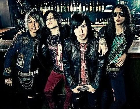 Escape The Fate ~ Situations