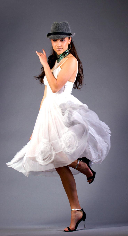 Model: Leteisha Te Awhe-Downey Photographer: Paul Maka-Kea HMUA: Book Me