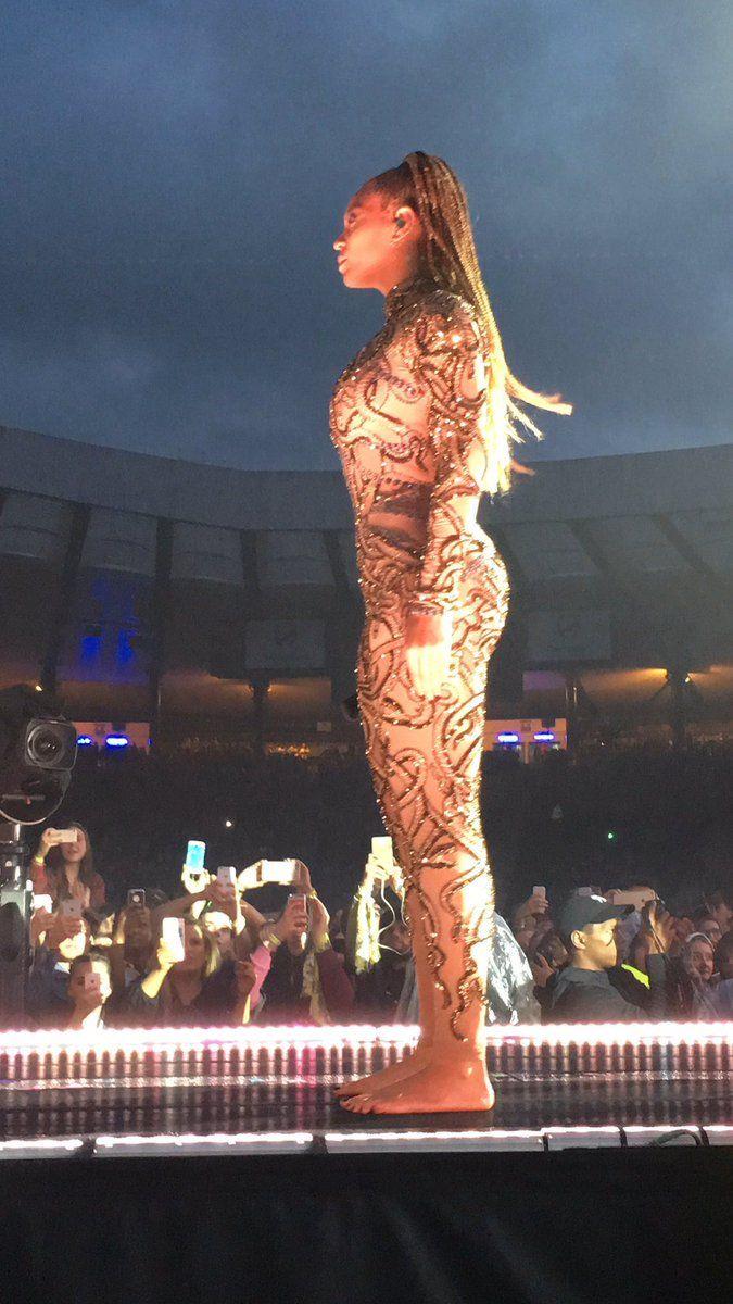 Beyoncé Freedom Formation World Tour Hampden Park Glasgow Scotland 7th July 2016