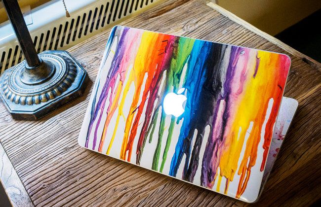 10 Creative Laptop Skins to Freshen Up Your MacBook