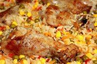 Курица по Каталонски