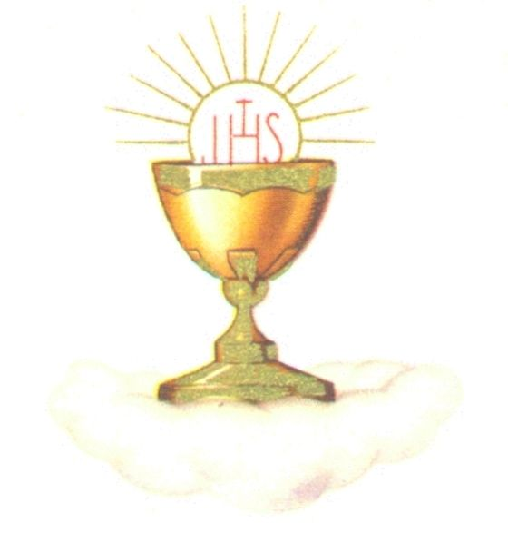 Eucharist Clip Art | Posted on May 13, 2008 | 4 Comments