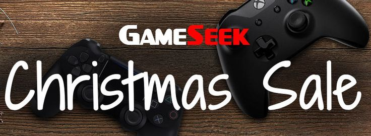 Buy video games, console accessories, toys, electronics, books, clothing & more. Get great value, with loads of items on SALE. There has never been a better time to shop at Gameseek than the Christmas period! https://www.voucherbin.co.uk/stores/gameseek/