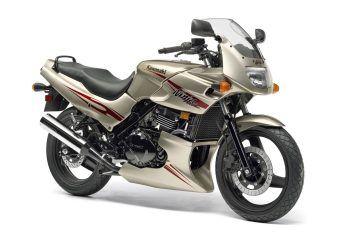 Kawasaki Ninja 500R North America '1987–????
