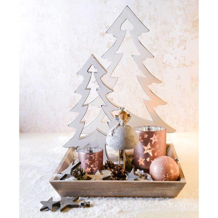 73 besten dekoration weihnachten bilder auf pinterest weihnachtsdekoration weihnachten und. Black Bedroom Furniture Sets. Home Design Ideas